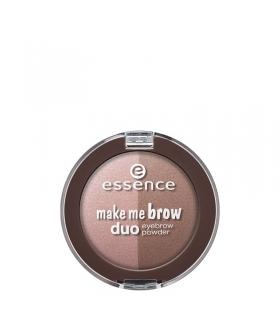 سایه ابرو دوتایی اسنس Essence Make Me Duo Brow Powder 01