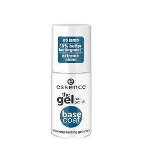 لاک پایه اسنس ژل نیل Essence The Gel Nail Base Coat