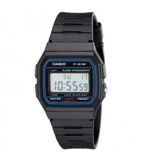 ساعت مچي ديجيتالی کاسيو مدل F-91W-1DG Casio F-91W-1DG Digital Watch