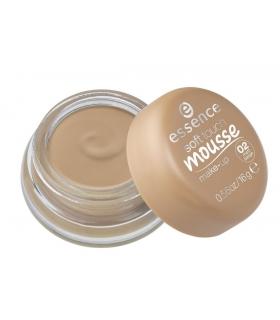 کرم پودر اسنس موس Essence Soft Touch Mousse 02