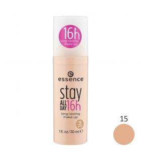کرم پودر اسنس Essence Stay All Day 16h Makeup 15