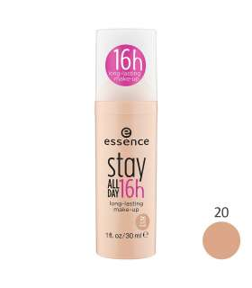 کرم پودر اسنس Essence Stay All Day 16h Makeup 20