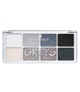 پالت سایه چشم اسنس خاکستری Essence All About Greys Eyeshadow Palette 04
