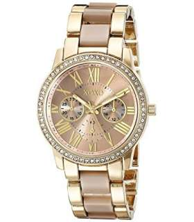ساعت مچی زنانه ایکس او ایکس او 5873 طلایی رزگلد XOXO Women's XO5873 Gold And Rose Gold Tone Watch