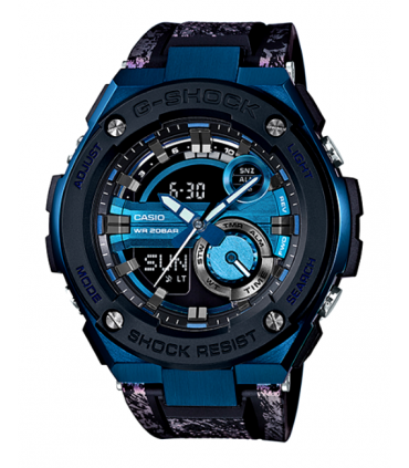 ساعت مچی عقربه ای مردانه کاسیو جی شاک Casio G Shock GST 200CP 2ADR Watch For Men