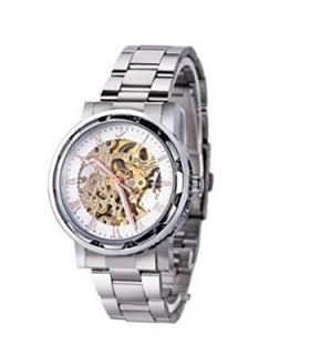 ساعت مچی مردانه ای اس جی فشن مکانیکال ASJ Men's Fashion Mechanical Watches