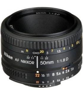 لنز دوربین نیکون Nikon Lens AF 50mm f/1.4D