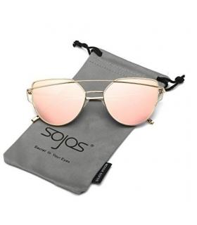 عینک آفتابی زنانه سوجوز SojoS Women Sunglasses SJ1001