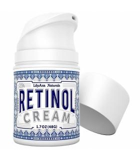 کرم دور چشم طبیعی لیلیانا نچرالز Eye Cream Moisturizer Natural Anti Aging