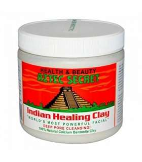 ماسک خاک رس شفابخش هندی آزتک سیکرت ztec Secret - Indian Healing Clay