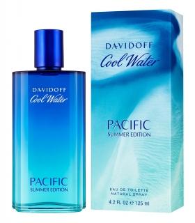عطر و ادکلن مردانه دیویدف کول واتر پسفیک سامر ادیشن Davidoff Cool Water Pacific Summer Edition For Men