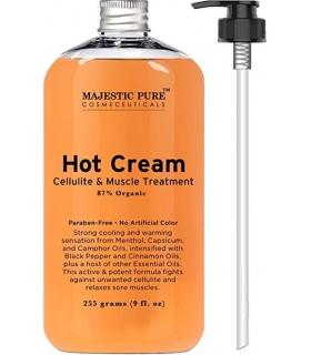 کرم ضد سلولیت مجستیک پیور Majestic Pure Anti Cellulite Cream