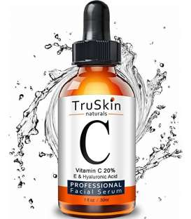سرم صورت ویتامین C ترو اسکین نچرالز TruSkin Naturals Vitamin C Serum for Face