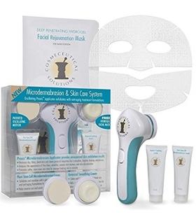 دستگاه میکرودرم ابریژن خانگی کارمسوتیکال سولوشنز Cosmeceutical Solutions Microdermabrasion Skin Care System