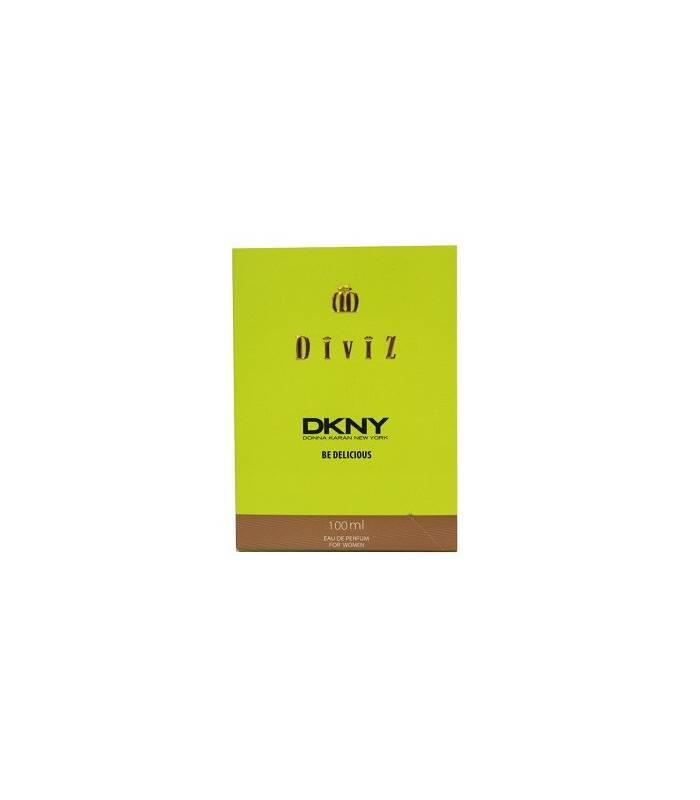 عطر و ادکلن زنانه دی کی ان وای بی دلیشز دیوایز diviz Dkny Be Delicious For Women