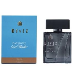 عطر و ادکلن مردانه دیوایز دیویدوف کول واتر Diviz Davidoff Cool Water For Men