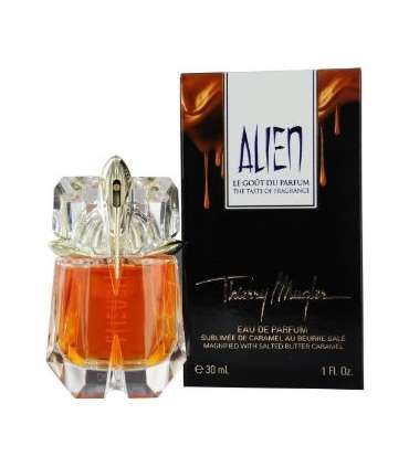 عطر زنانه تیری موگلر الین تست Thierry Mugler The Taste of Fragrance Alien for women EDP