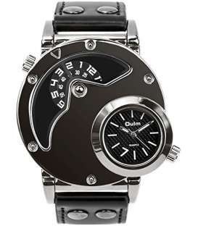 ساعت مردانه اولم یونیک Oulm Men's Wrist Watch HP9591