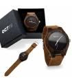 ساعت زنانه و مردانه 17 اکتبر چوب گردو Oct17 Men's Walnut Wood Fashion Watch 10276