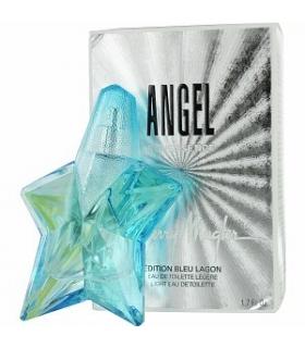 عطر زنانه تیری موگلر انجل سان اسنس بلو لاگن Thierry Mugler Angel Sunessence Bleu Lagon for women