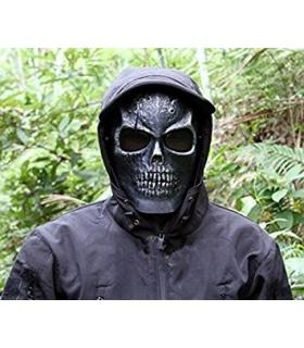 ماسک صورت تیروم اسکلت طرح فلزی Thiroom Skull Skeleton Full Face Mask