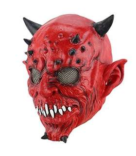ماسک صورت هوفن طرح شیطان جهنمی Hophen Hell Devil Mask
