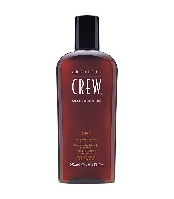 شامپو و کاندیشنر موی سر امریکن کریو American Crew Classic 3-in-1 Shampoo Plus Conditioner