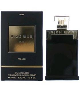 عطر و ادکلن مردانه پاریس بلو ریچ من عود Paris Bleu Rich Man Oud for man