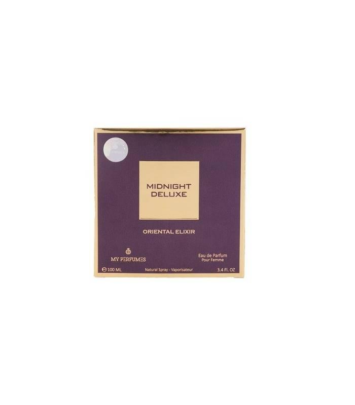 عطر و ادکلن زنانه مای پرفیومز مید نایت دلوکس My Perfumes Deluxe Midnight Deluxe For Women