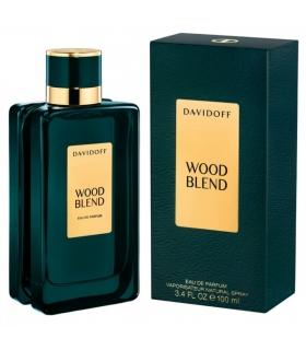 عطر و ادکلن زنانه و مردانه دیویدوف وود بلند Davidoff Wood Blend For Women and Men