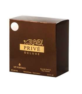 عطر و ادکلن زنانه دلوکس پرایو دلوکس Deluxe Prive Deluxe For Women