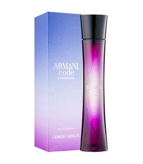 عطر و ادکلن زنانه جورجیو آرمانی کد کشمیر Giorgio Armani Armani Code Cashmere For Women