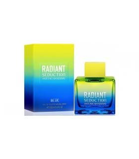 عطر و ادکلن مردانه آنتونیو باندراس ردیانت سداکشن بلو Antonio Banderas Radiant Seduction Blue for Men