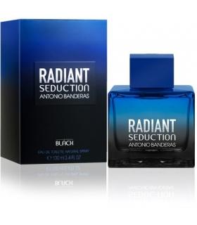عطر و ادکلن مردانه آنتونیو باندراس ردیانت سداکشن این بلک Antonio Banderas Radiant Seduction in Black for Men