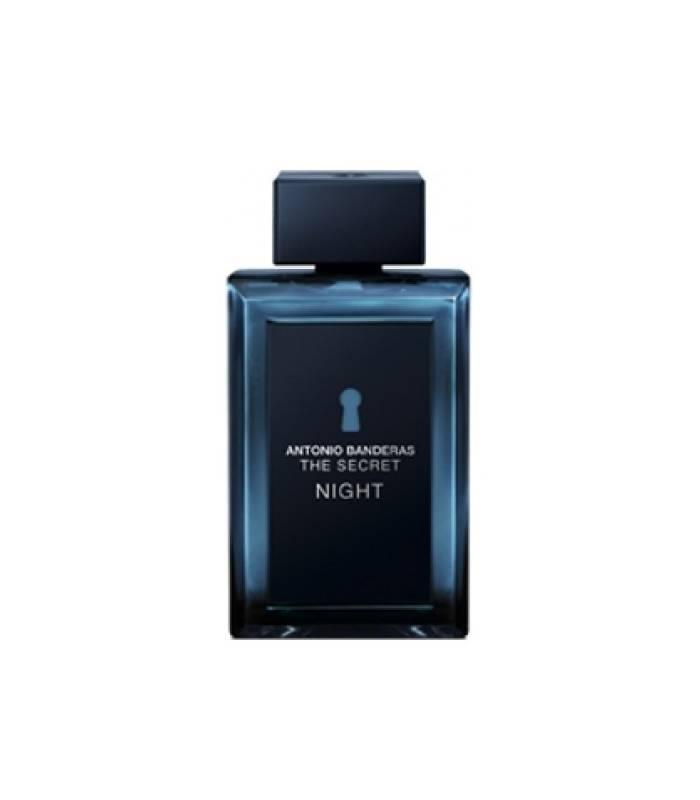 عطر و ادکلن مردانه آنتونیو باندراس سیکرت نایت Antonio Banderas The Secret Night for Men
