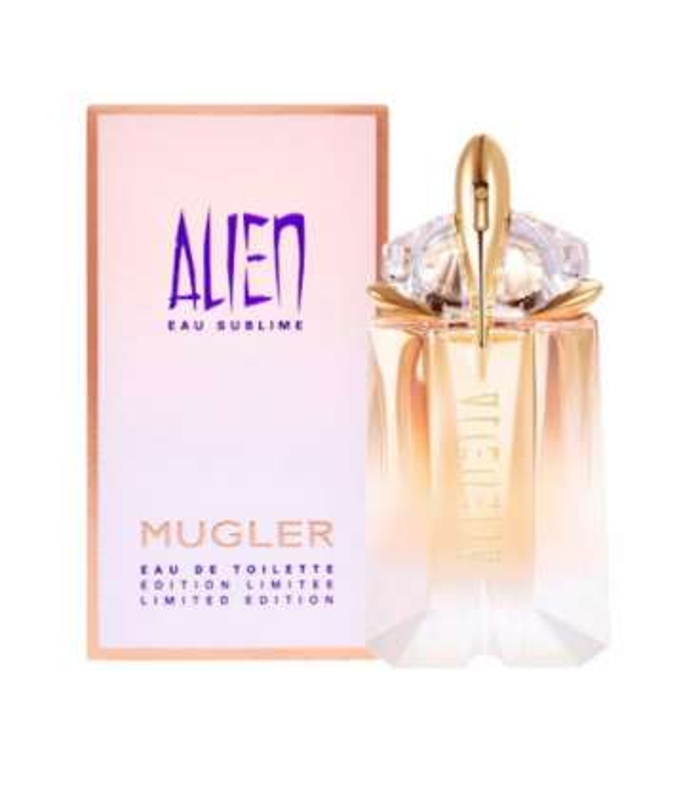 عطر زنانه تیری موگلر الین ایو سابلایم Thierry Mugler Alien Eau Sublime For women