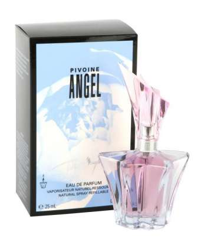 عطر زنانه تیری موگلر انجل گاردن آف استارز پیوئن انجل Thierry Mugler Angel Garden Of Stars Pivoine Angel For women