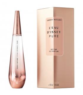 عطر و ادکلن زنانه ایسی میاکی لئو دیسی پیور نکتار دپرفیوم Issey Miyake L'Eau d'Issey Pure Nectar de Parfum for Women