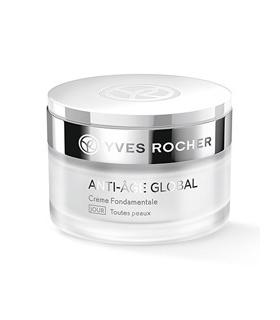 کرم ضد چروک روز ایو روشه مدل آنتی ایج گلوبال Yves Rocher Anti-Age Global Day Anti Wrinkle Cream