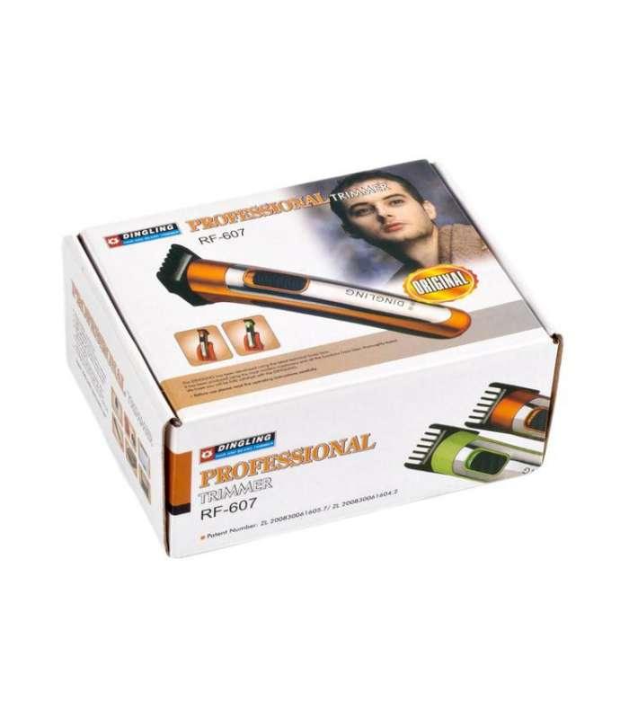 ماشین اصلاح دینگ لینگ Dingling RF-607 Hair Trimmer