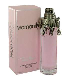 عطر زنانه تیری موگلر وومنتی پرفیوم Thierry Mugler Womanity for women