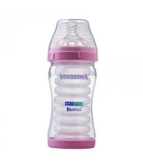 شیشه شیر بیبی سیل 220 میلی لیتر Babisil BS4492 Bottle 220ml