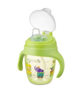لیوان آبمیوه خوری دسته دار Babisil BS5223 Baby Bottle