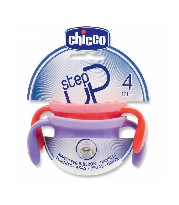 دستگیره شیشه شیر چیکو Chicco C60076.1 Bottle Handle Pack of 2