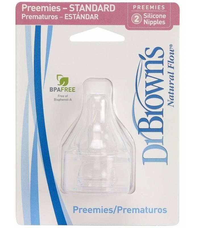 سر شیشه اکتیویت دکتر براون بسته 2 عددی DrBrowns 292 Bottle Teats Pack of 2