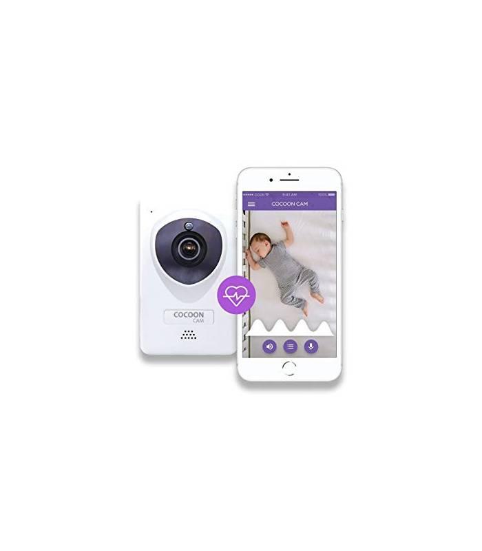 پیجر کودک کوکون کم پلاس Cocoon Cam Plus Baby Breathing Monitoring