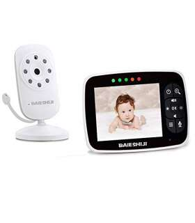 پیجر کودک بایشیجی BAIESHIJI Baby Monitor