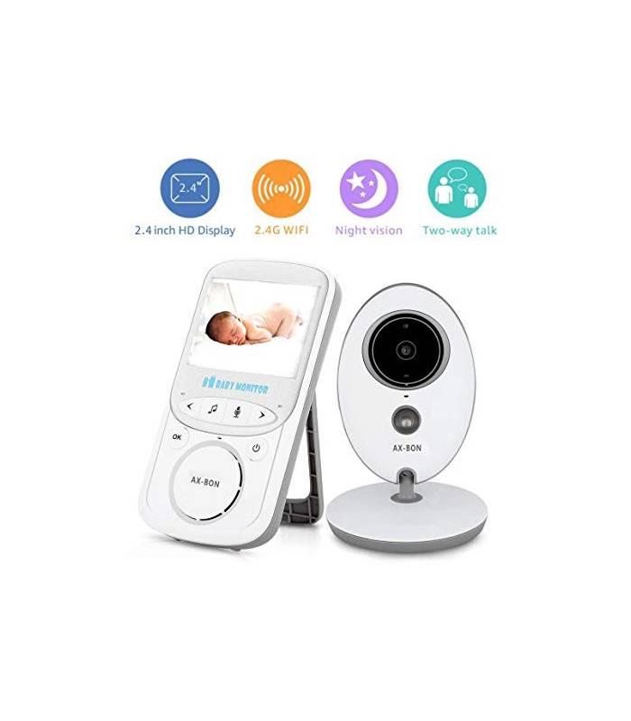 پیجر کودک آکس بن AXBON Wireless Video Baby Monitor