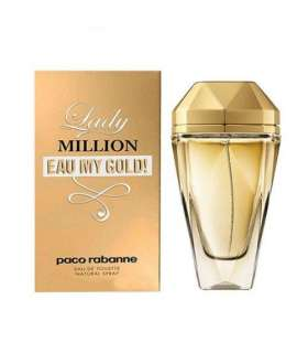 عطرزنانه پاکو رابان لیدی میلیون مای گلد Paco Rabanne Lady Million Eau My Gold Eau De parfum For Women