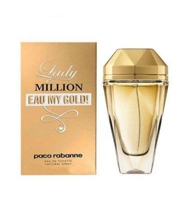 عطر زنانه پاکو رابان لیدی میلیون مای گلد Paco Rabanne Lady Million Eau My Gold For Women